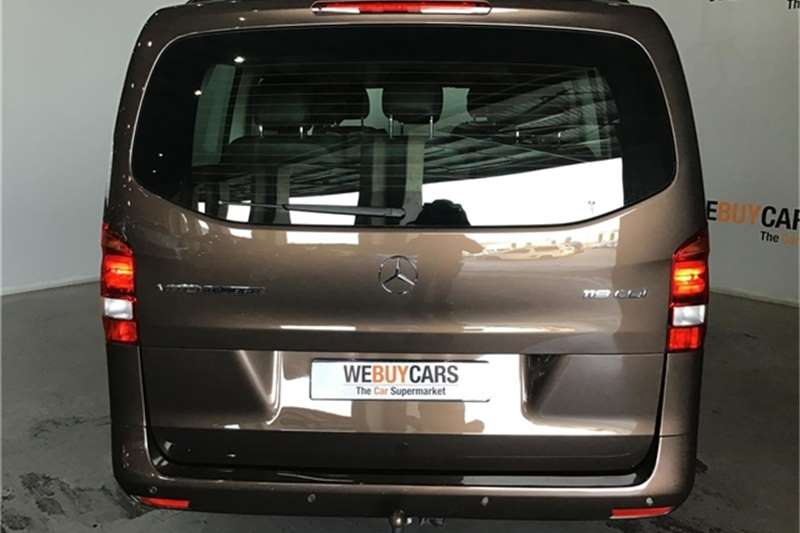 Mercedes Benz Vito 119 CDI Tourer Select auto 2017