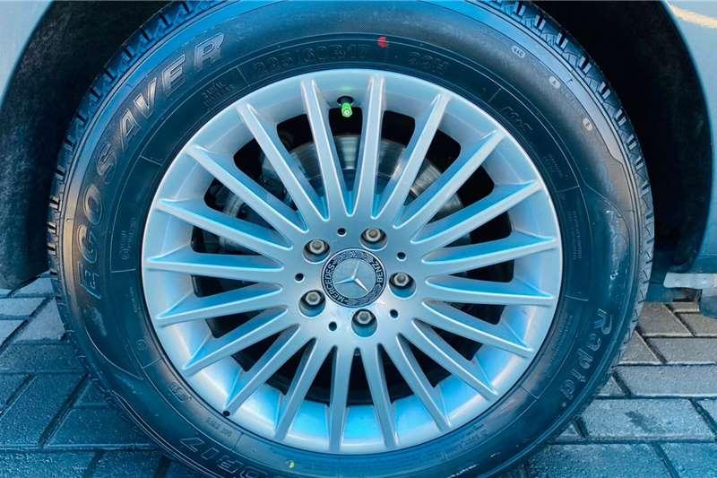Used 2017 Mercedes Benz Vito 119 CDI Tourer Select auto