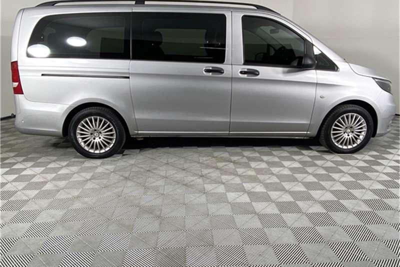 2017 Mercedes Benz Vito Vito 119 CDI Tourer Select auto