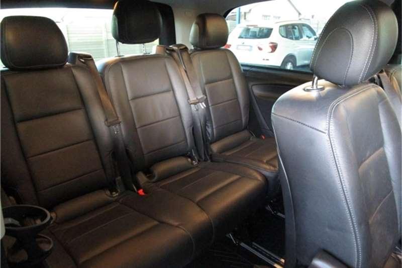 Mercedes Benz Vito 119 CDI Tourer Select auto 2018
