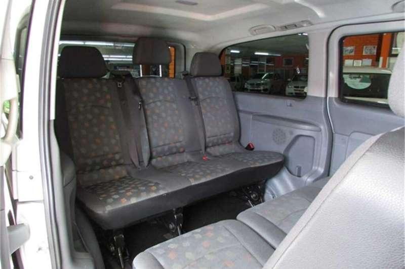 Mercedes Benz Vito 122 CDI crewcab Sport 2011