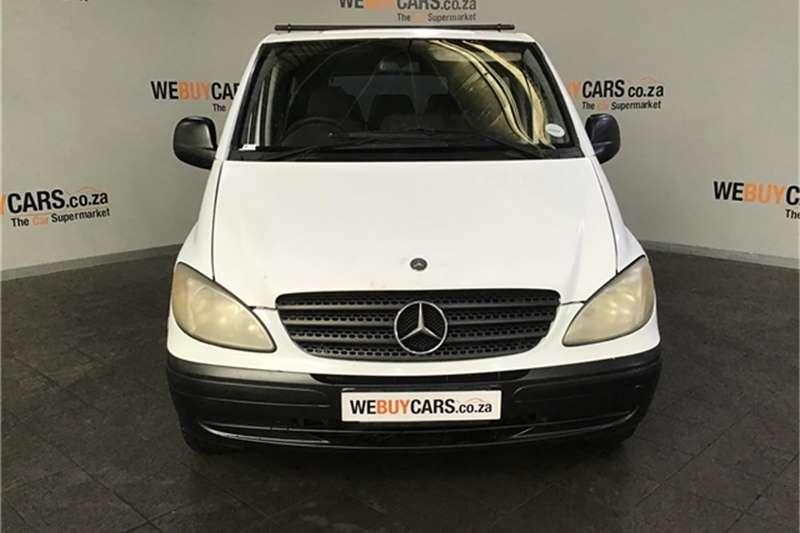 Mercedes Benz Vito 2004