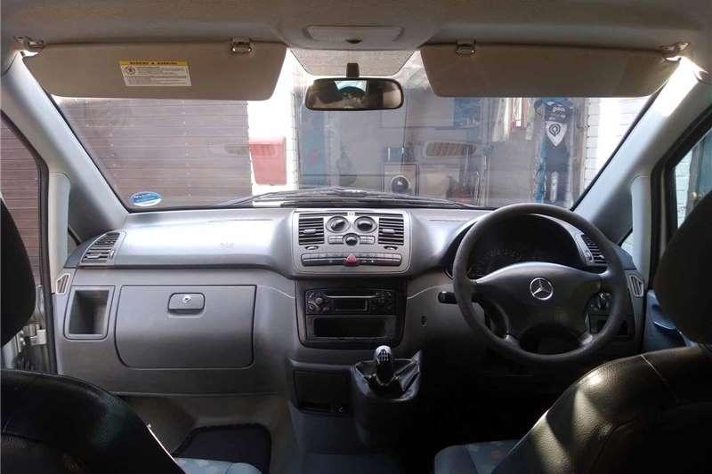 Used 2004 Mercedes Benz Vito