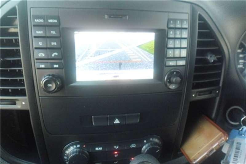 2015 Mercedes Benz Vito 111 CDI Tourer Pro