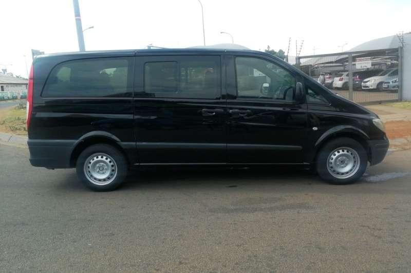 2008 Mercedes Benz Vito 115 CDI 2.2 crew cab automatic
