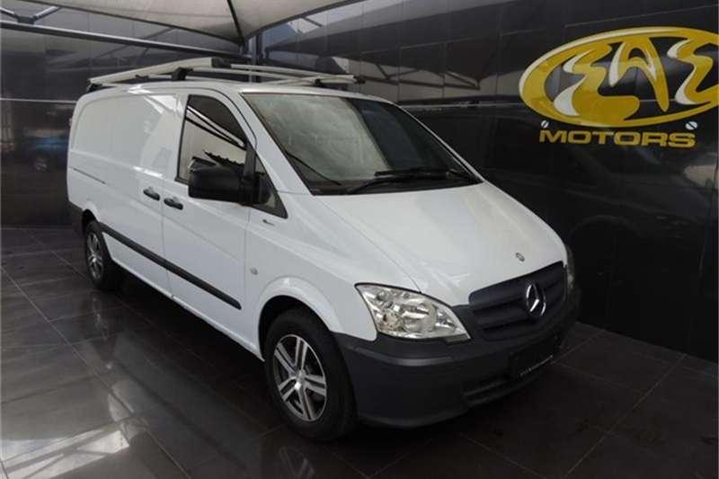 2013 Mercedes Benz Vito 116 CDI crewbus