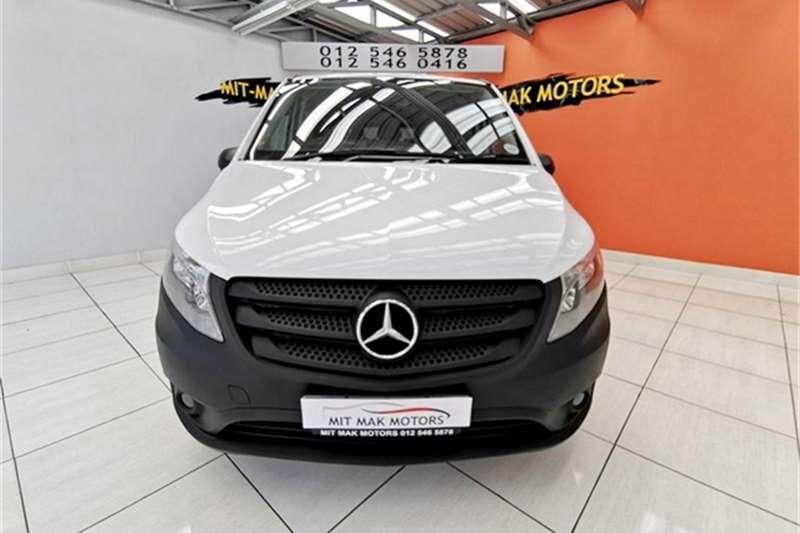 2015 Mercedes Benz Vito 114 CDI Tourer Pro