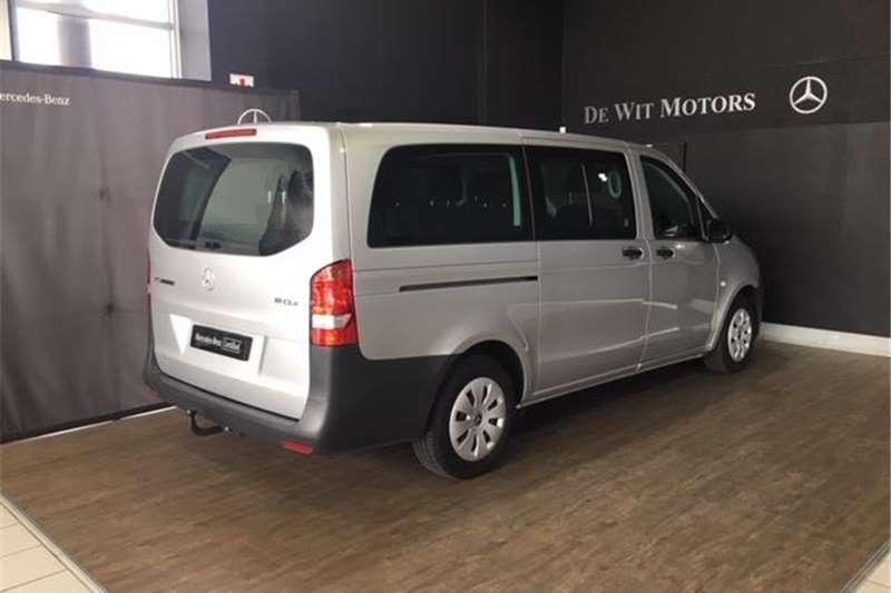 2019 Mercedes Benz Vito 111 CDI Tourer Pro