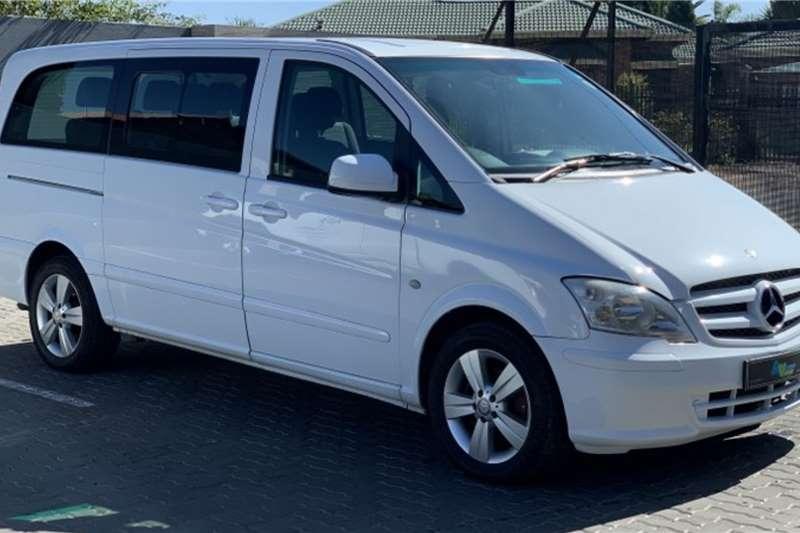 2011 Mercedes Benz Vito 116 CDI crewbus