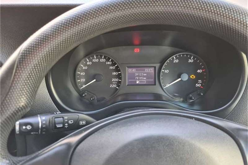 2015 Mercedes Benz Vito 116 CDI Tourer Pro