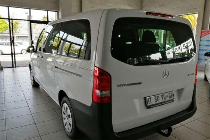 2018 Mercedes Benz Vito