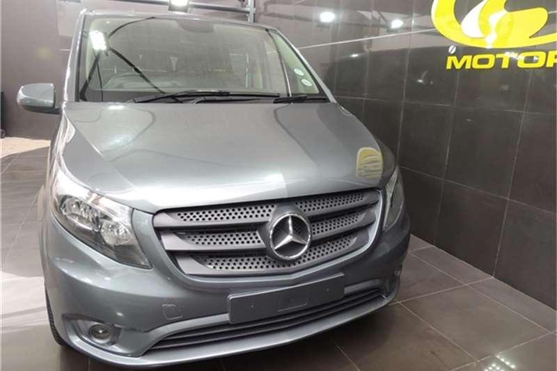 Used 2017 Mercedes Benz Vito Tourer VITO 116 2.2 CDI TOURER PRO A/T