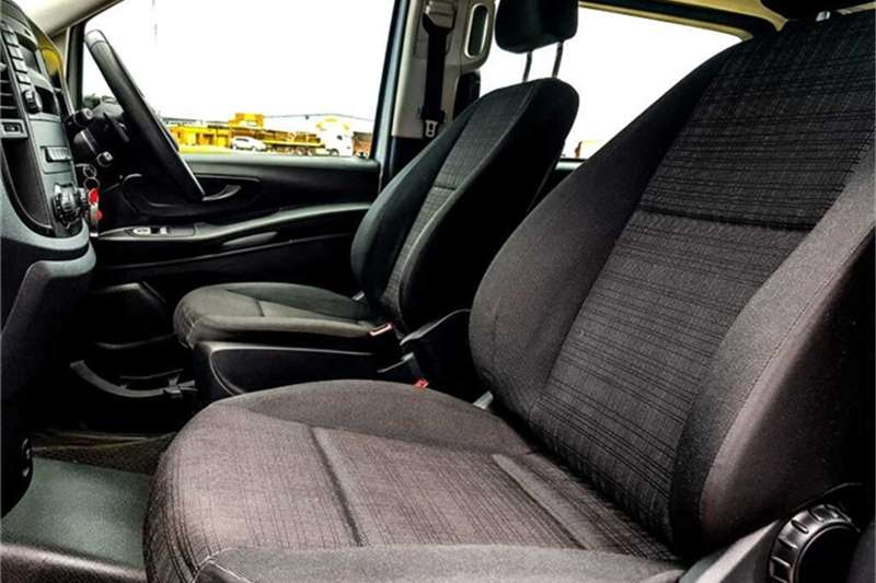 Used 2018 Mercedes Benz Vito Tourer VITO 116 2.2 CDI TOURER PRO A/T