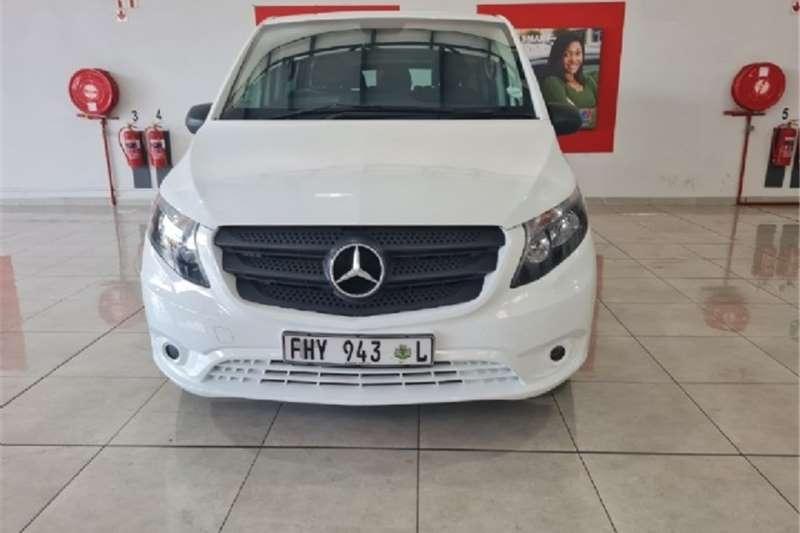 2018 Mercedes Benz Vito Tourer VITO 116 2.2 CDI TOURER PRO A/T