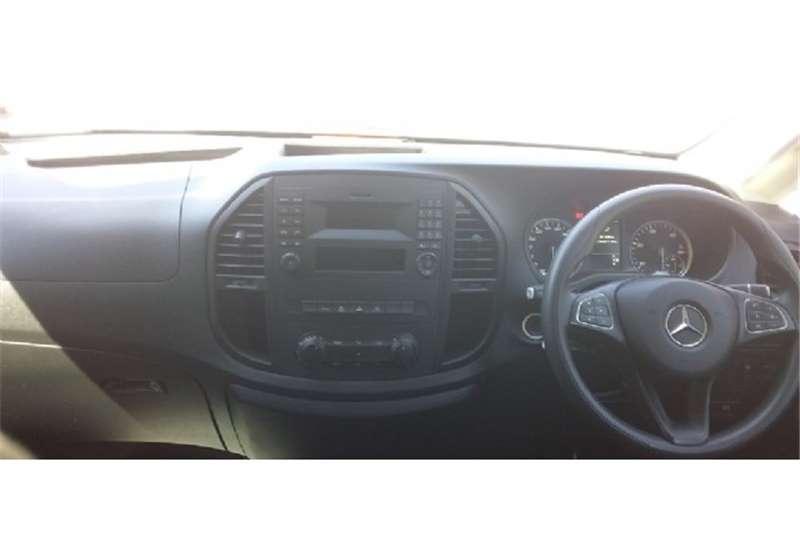 Used 2019 Mercedes Benz Vito Tourer VITO 116 2.2 CDI TOURER PRO A/T