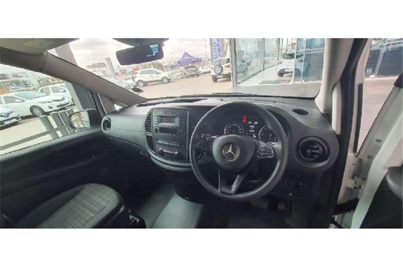 2019 Mercedes Benz Vito Tourer VITO 116 2.2 CDI TOURER PRO A/T