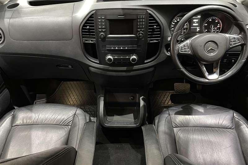 Used 2015 Mercedes Benz Vito Tourer VITO 119 2.2 CDI TOURER SELECT A/T