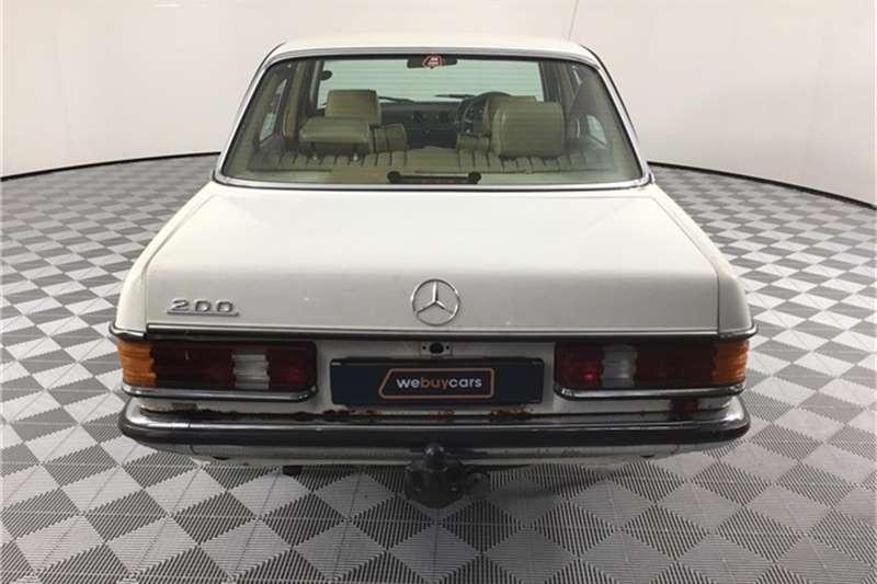 1982 Mercedes Benz