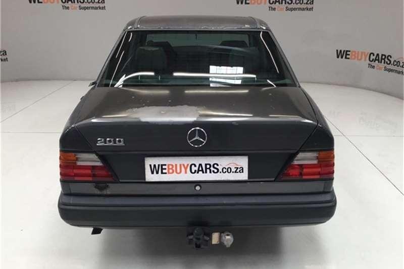 1989 Mercedes Benz