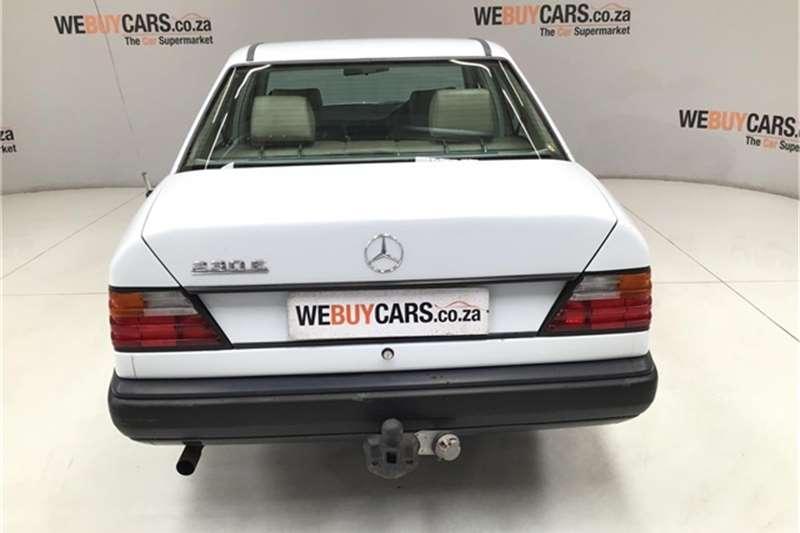 1987 Mercedes Benz