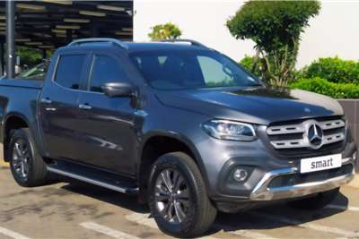 Used 2019 Mercedes Benz X-Class Double Cab