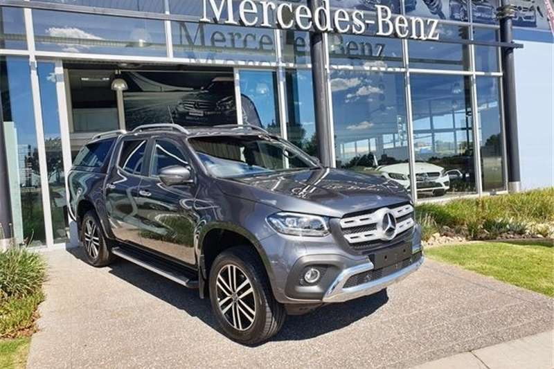 2019 Mercedes Benz X-Class double cab X250d 4X4 POWER A/T
