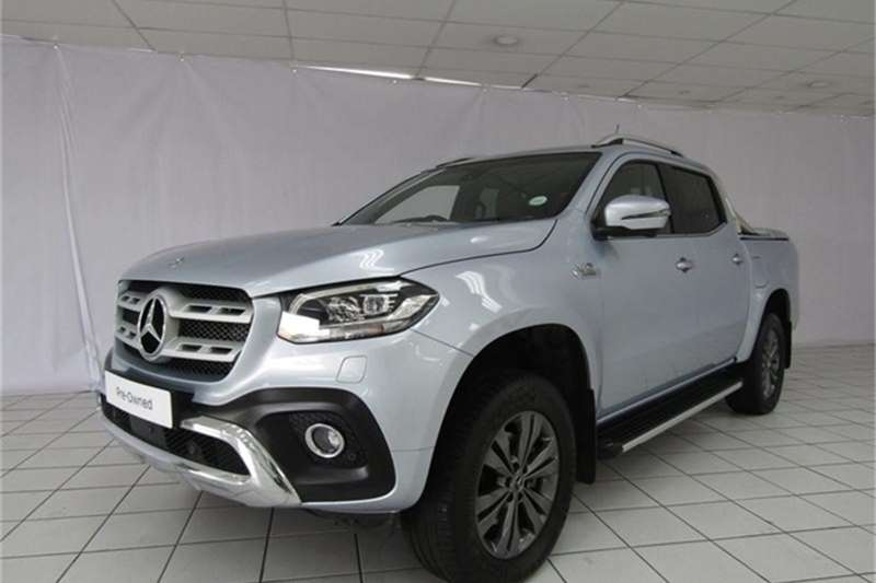 2019 Mercedes Benz X-Class double cab X350d 4MATIC POWER