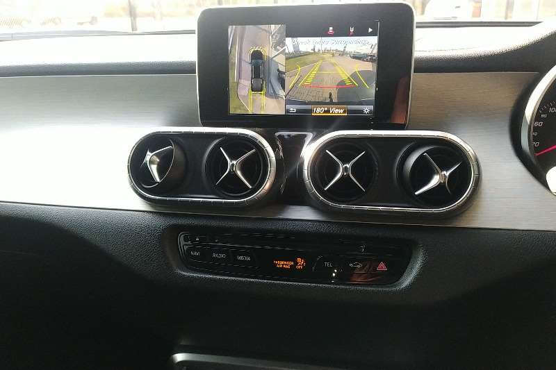 2018 Mercedes Benz X-Class double cab