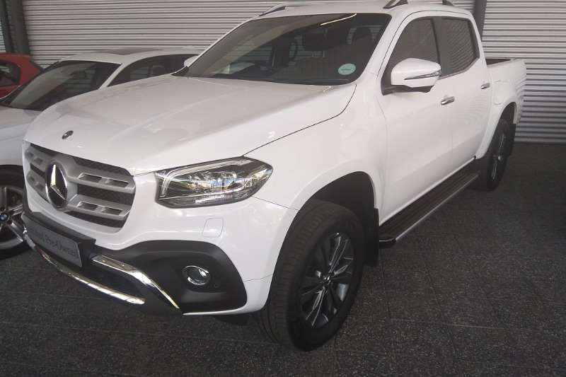 Mercedes Benz X-Class Double Cab X250d 4X4 POWER 2018
