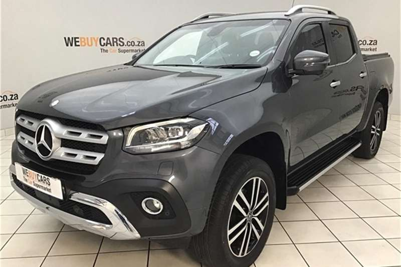 Mercedes Benz X-Class Double Cab X250d 4X4 POWER 2019