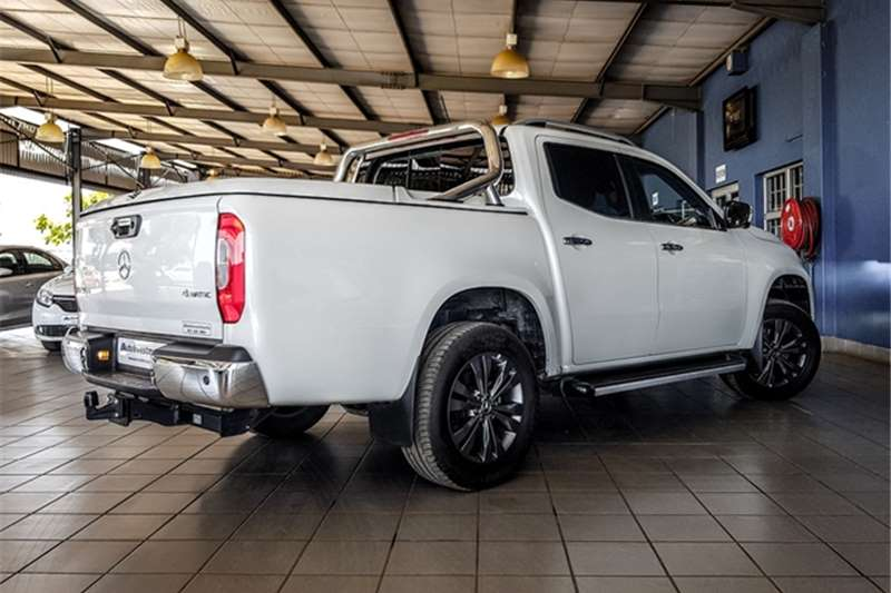 Used 2019 Mercedes Benz X-Class Double Cab X250d 4X4 POWER