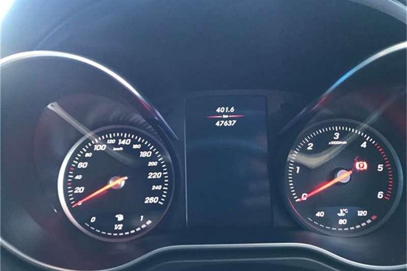 2019 Mercedes Benz X-Class double cab X250d 4X4 POWER