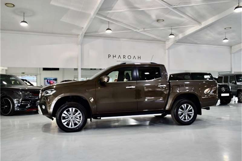 Mercedes Benz X-Class Double Cab X250d 4X4 POWER 2020