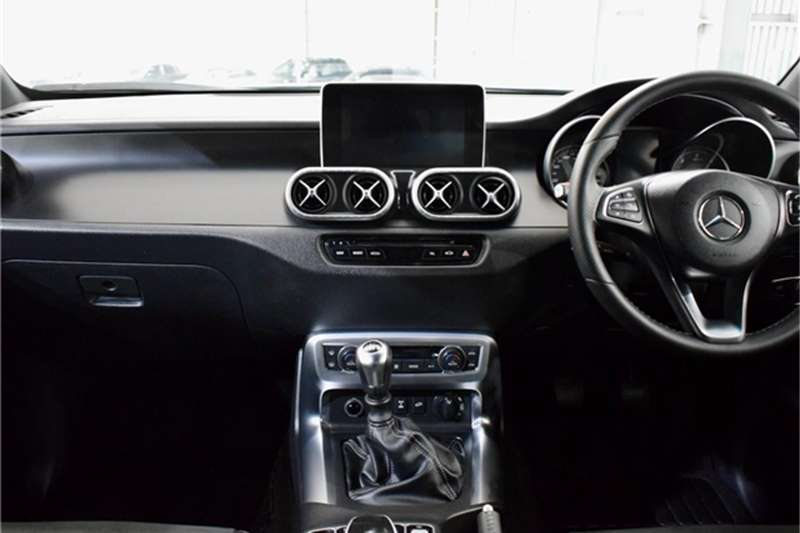 Mercedes Benz X-Class double cab X250d 4X4 POWER 2020