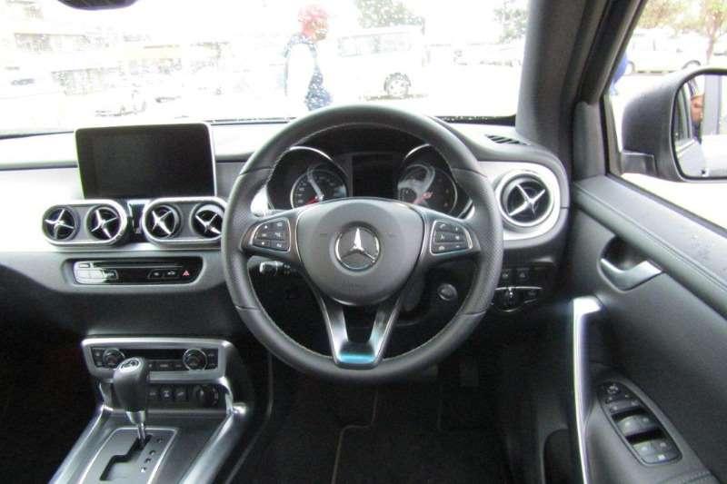 Mercedes Benz X-Class Double Cab X250d 4X4 POWER A/T 2018