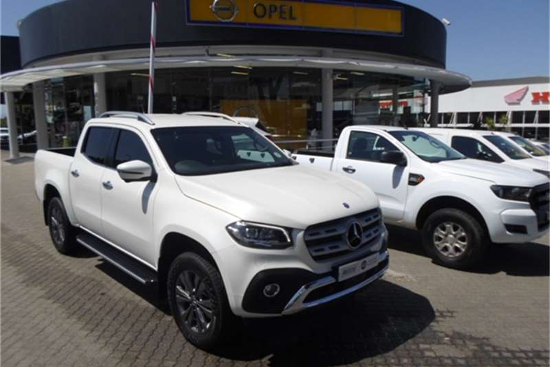 Mercedes Benz X-Class Double Cab X250d 4X4 POWER A/T 2019