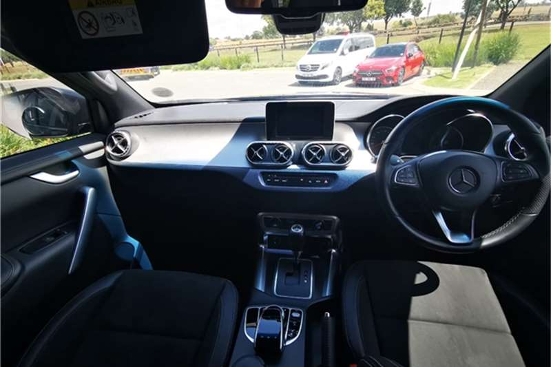 Mercedes Benz X-Class double cab X250d 4X4 POWER A/T 2019