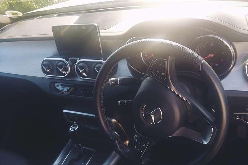 Mercedes Benz X-Class Double Cab X250d 4X4 PROGRESSIVE A/T 2018