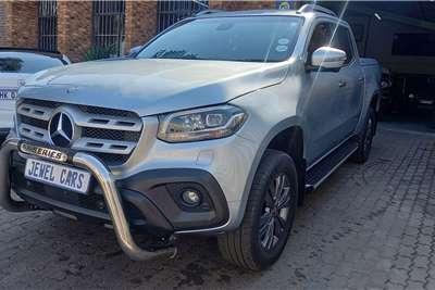 Used 2018 Mercedes Benz X-Class Double Cab