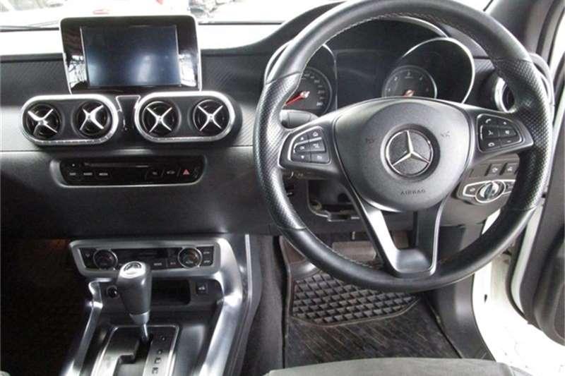 Mercedes Benz X-Class double cab X250d PROGRESSIVE A/T 2018