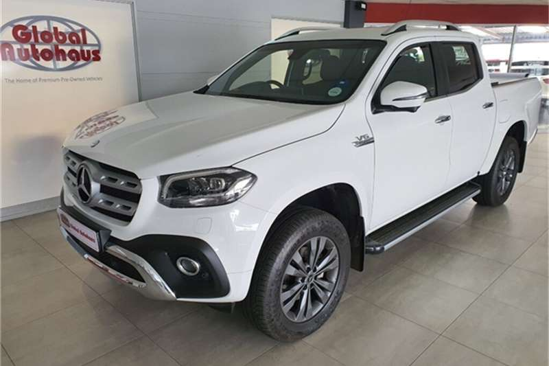 Mercedes Benz X-Class Double Cab X350d 4MATIC POWER 2019