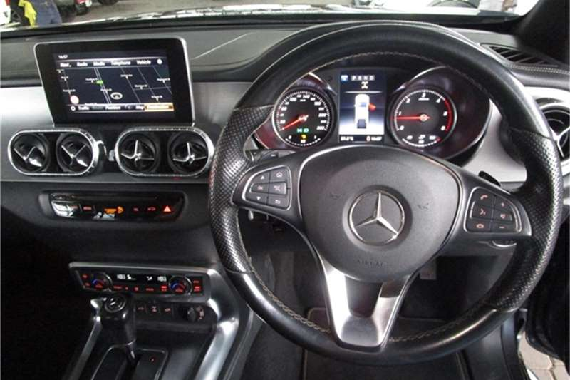 Used 2019 Mercedes Benz X-Class Double Cab X350d 4MATIC POWER