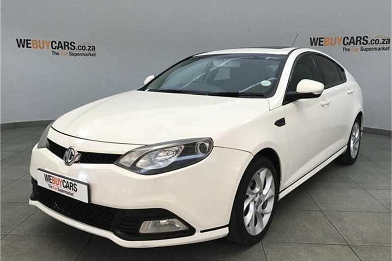 MG MG 6 MG6 fastback 1.8T Deluxe 2014