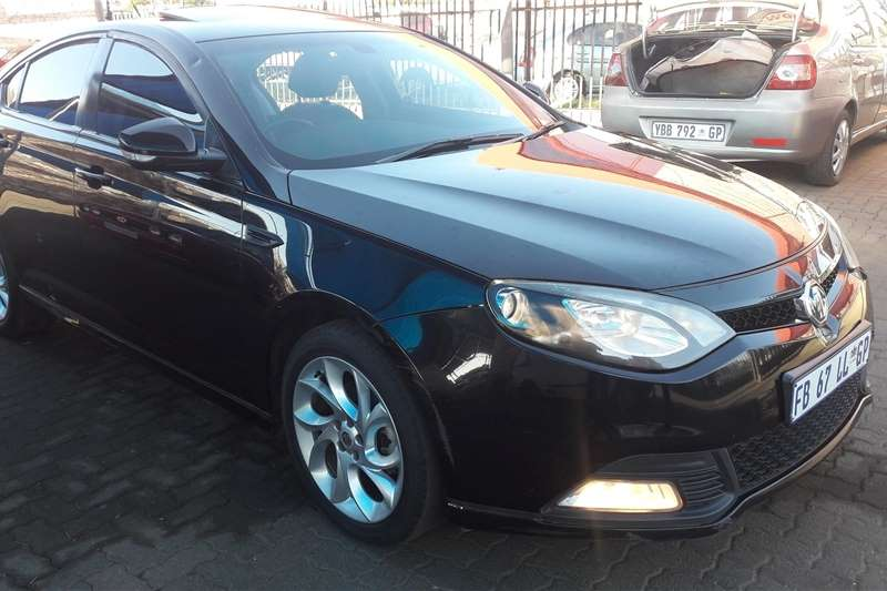 MG MG 6 MG6 fastback 1.8T R Deluxe 2012