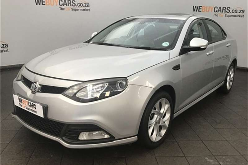 MG MG 6 MG6 saloon 1.8T Deluxe 2014