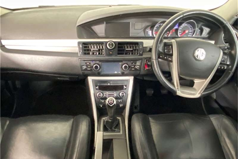 Used 2014 MG MG 6 MG6 saloon 1.8T Deluxe