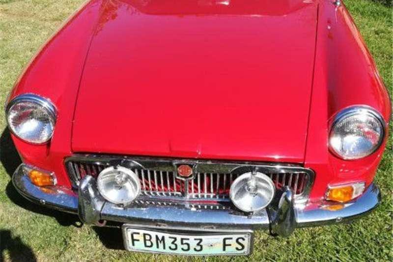 MG MGB/GT 1967