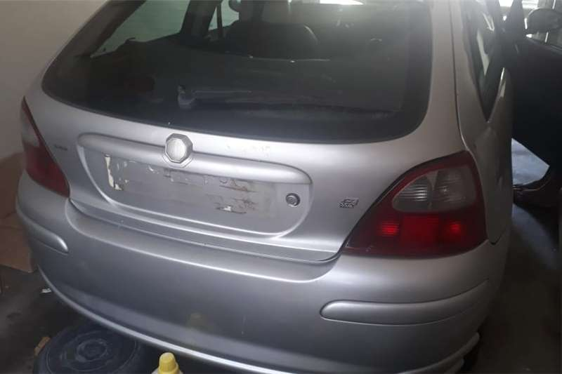 MG Rover Streetwise 2005