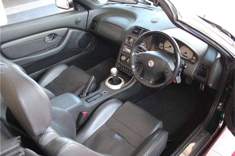 MG TF 135 1.8i 2002