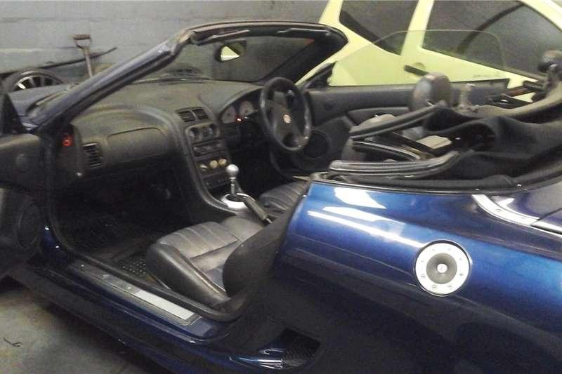 MG TF 160 1.8i 2001